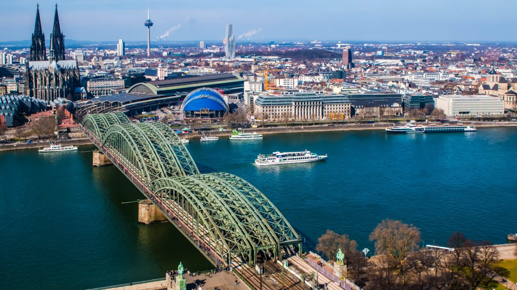 Cologne Skyline - Hans Permana (CC BY-NC 2.0)