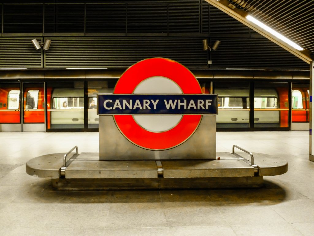 Getting around in London is easy. Just hop onto the Tube